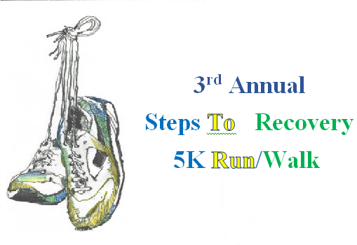 Steps to Recovery 5K